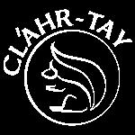 Clahr Tay White Logo